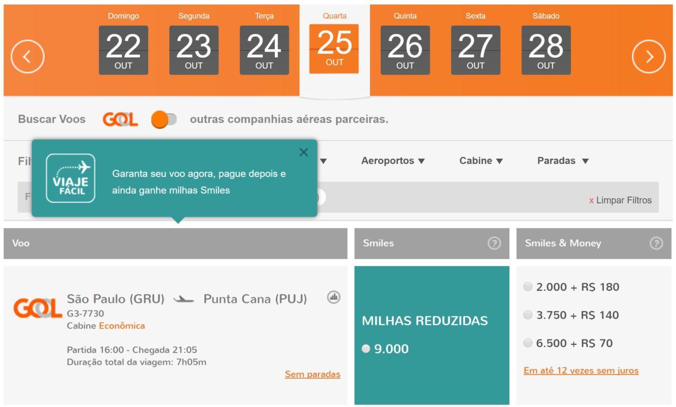 06b4db48a São Paulo a Punta Cana por apenas 18 mil milhas ida e volta + taxas ...